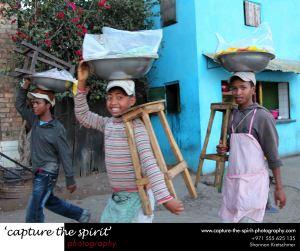 Street Vendors in Antananarivo