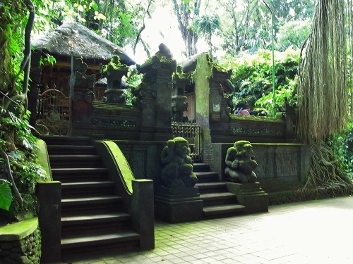 Holy Spring Temple