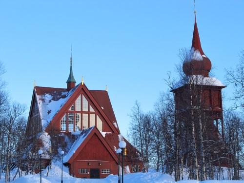 Kiruna Kyrka or Church