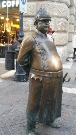 The Bronze Policeman